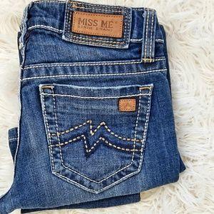 Miss Me Sunny Skinny Jeans